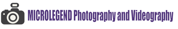 MICROLEGEND Photography and Videography